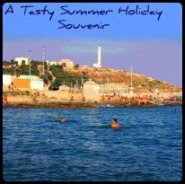 a tasty summer holiday souvenir
