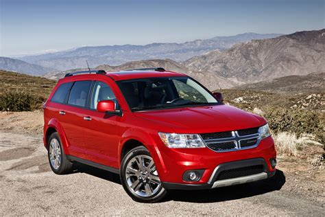 dodge journey test drive review cargurus