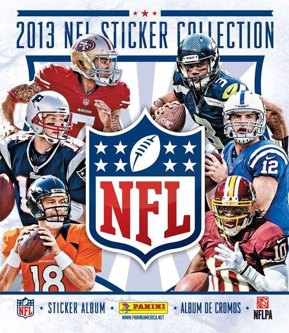 Panini America 2013 NFL Sticker Album