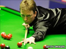 Former world champion Ken Doherty