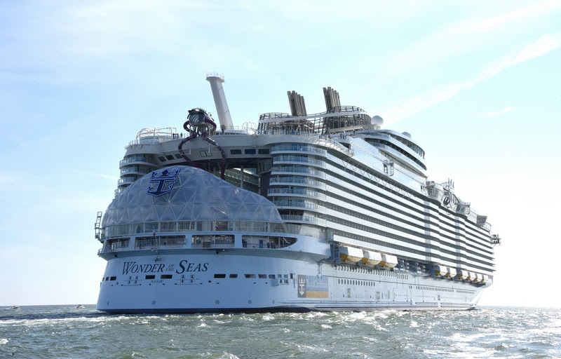 BREAKING: Wonder of the Seas will sail from USA instead of China!