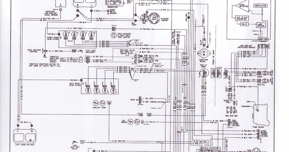 1991 Gmc 1500 Wiring Diagram