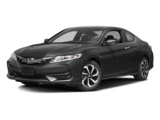 honda accord lx  cvt coupe specs price user
