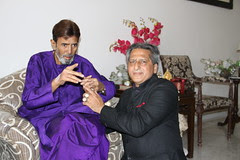 The Kindest Human Being Mr Rajesh Khanna My Mentor by firoze shakir photographerno1