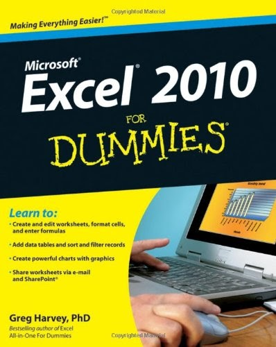 [PDF] Excel 2010 For Dummies Free Download