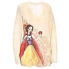 Disney Princess Designer Long Sleeve Snow White Tee