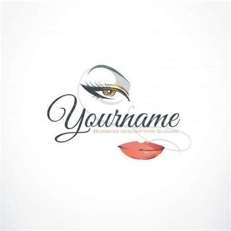 exclusive logos store face makeup logo design