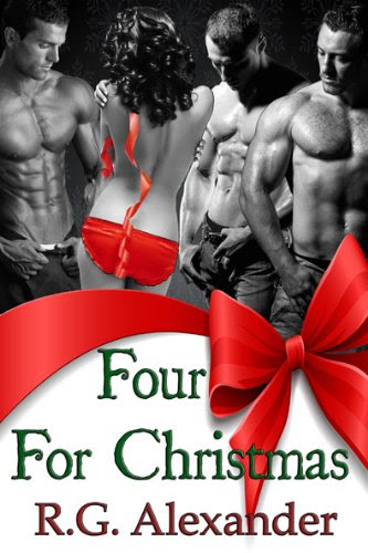 Four For Christmas by R. G. Alexander