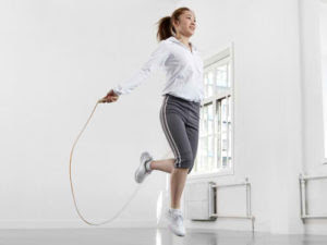 accept calls on a mobile or cordless telephone 25 Ways to Burn 100 Calories Just Like That