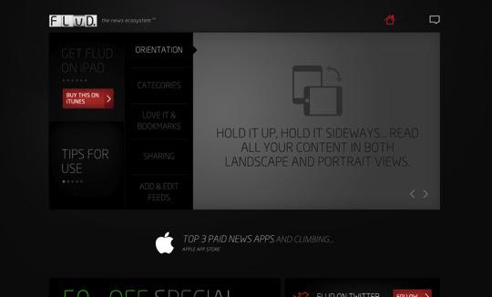 darksites26 50 Diseños web oscuros para inspirarte
