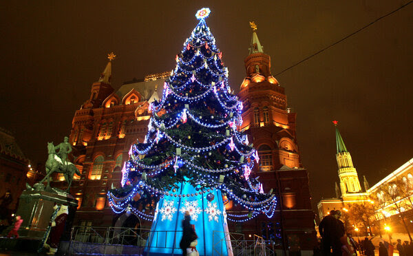 Endrtimes Don T Call It A Christmas Tree How Russia S Yolka