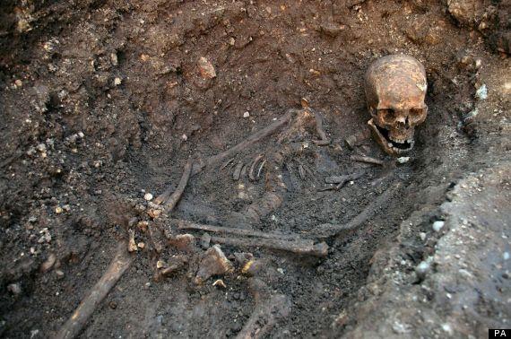 king richard iii grave
