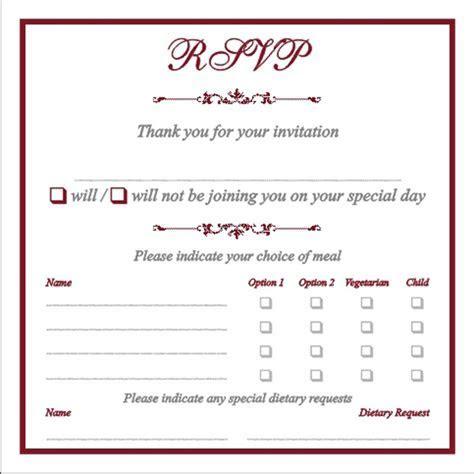 Brambles Wedding Stationery   RSVP Cards   Event Planning
