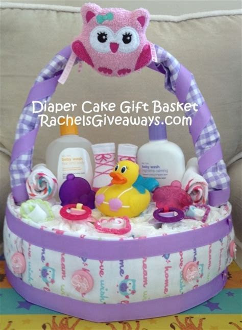 Diaper Cake Gift Basket Pictures, Photos, and Images for