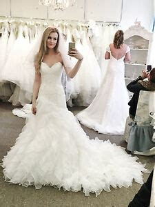 BRAND NEW SOPHIA TOLLI CAMERON WEDDING DRESS   NEVER BEEN