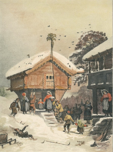 File:Adolph Tidemand Norsk juleskik.jpg