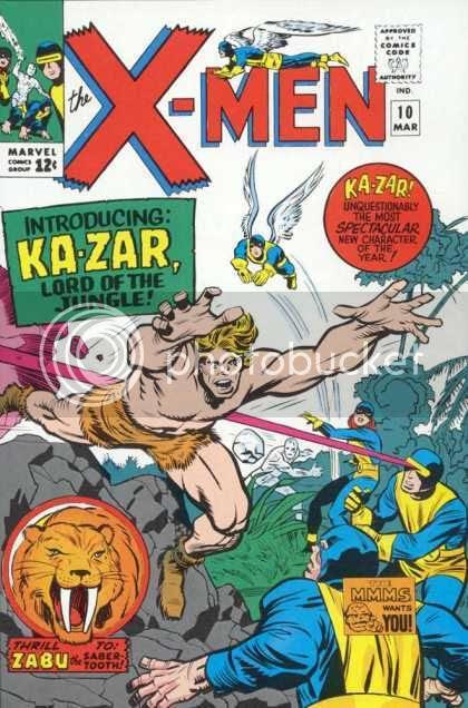 Biblioteca Histórica: Os X-men