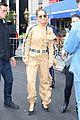 lady gaga jumpsuit new york city 04