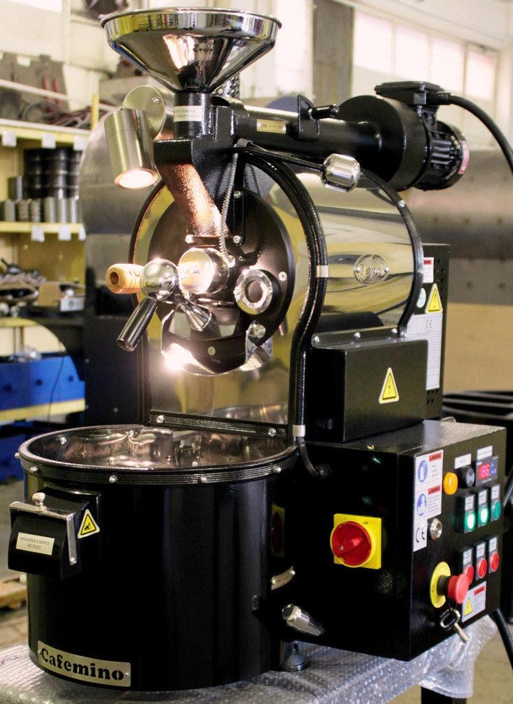 Toper Cafemino 1kg Electric Coffee Roaster - Toper Coffee Roasters