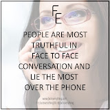 People Mostly Lie over the phone