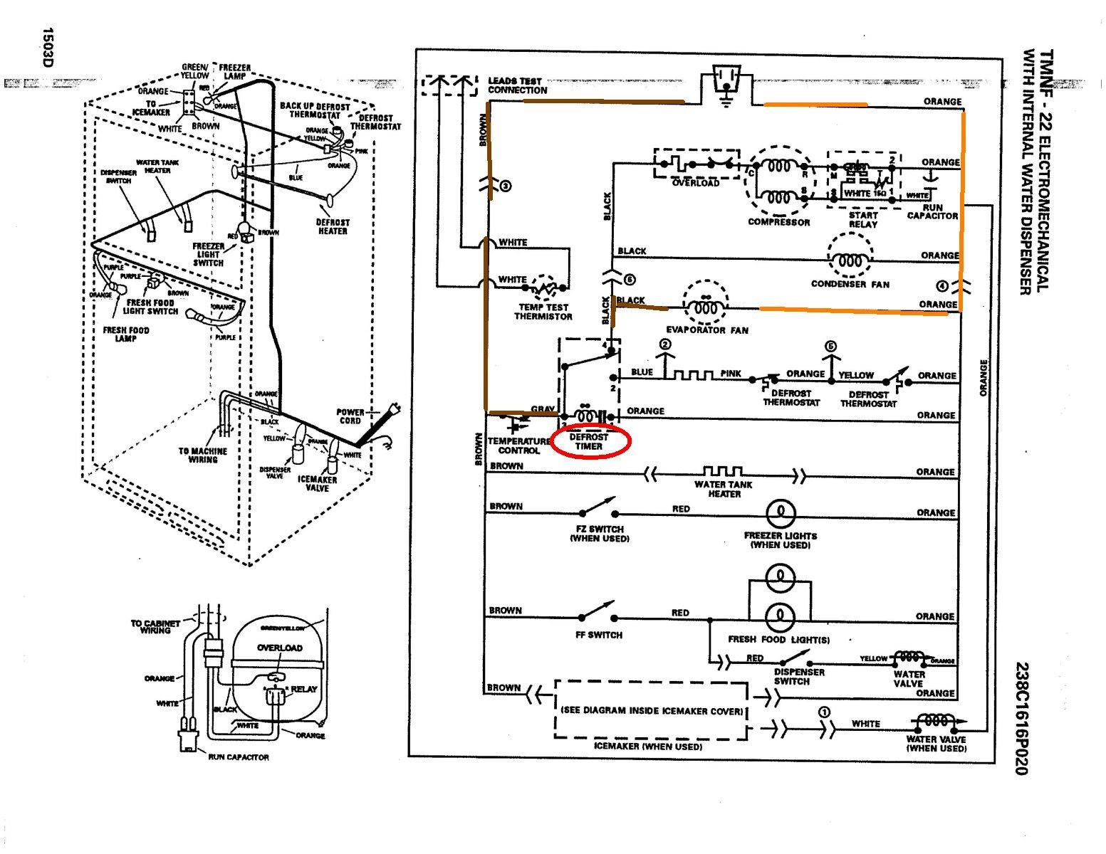Wiring Diagram Ge Refrigerator - Home Wiring Diagram | Ge Refrigerator Water Dispenser Wiring Diagram |  | Home Wiring Diagram