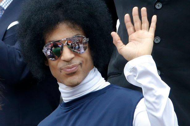 U.S. singer Prince