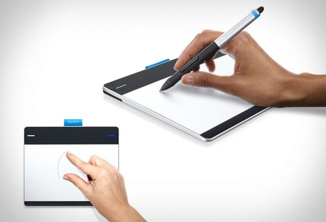 intuos pen and touch small review