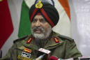 Pakistani PM willing to talk but warns India not to attack