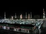 madinah-saudi-arabia-prophet-mosque-night