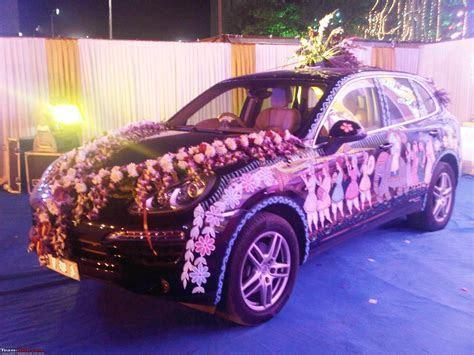 Big fat Indian wedding cars.   Page 3   Team BHP