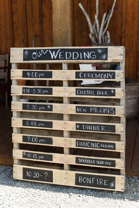 15 Pallet Sign Ideas For Your Wedding   Pallets, Weddings