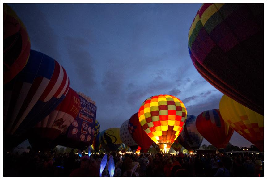 Balloon Glow 2012-09-14 7