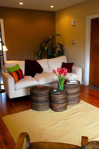 Flickriver: Photoset 'Zen makeover - Peggy's Zen Livingroom Space ...