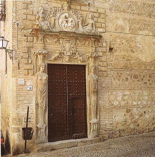 Colegio de Infantes (Toledo) en los años 80
