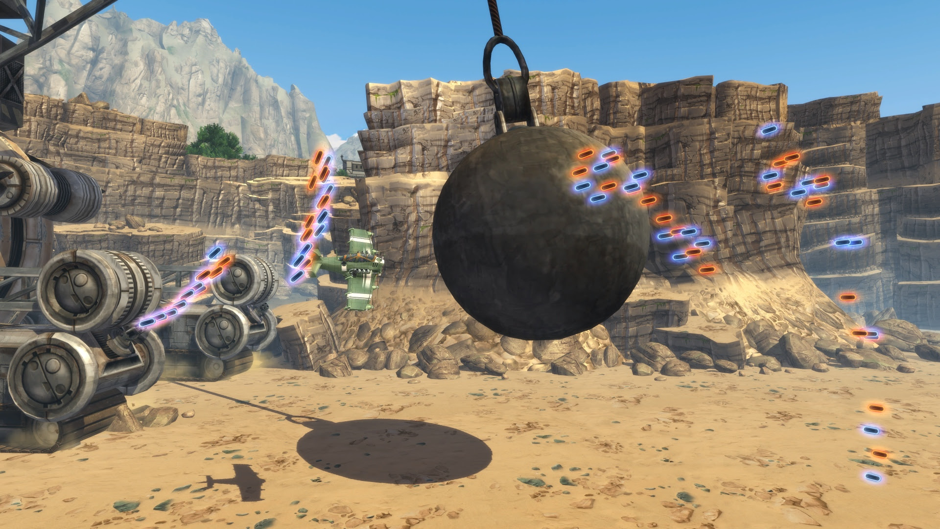 Sine Mora EX to hit PC, PS4, Xbox One soon, Switch version coming later screenshot