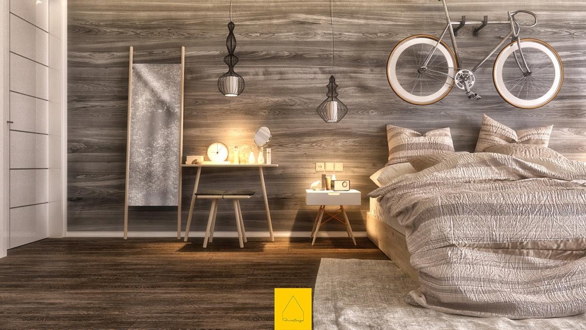 Modern teak wood sofa set