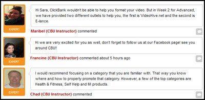 clickbank uni experts