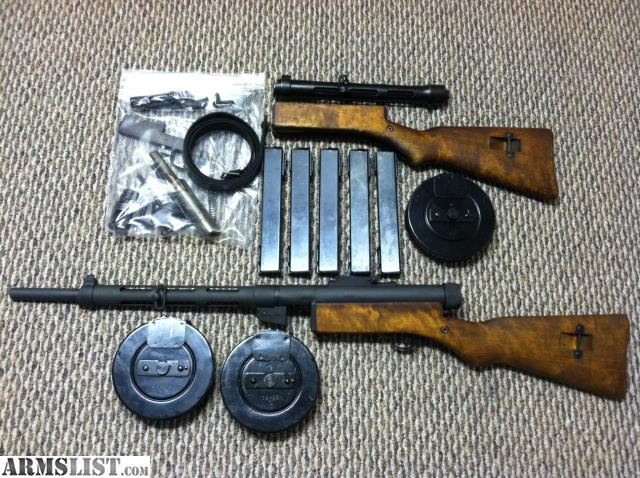 ARMSLIST - For Sale/Trade: TNW Suomi M31 SA (KP/-31) package