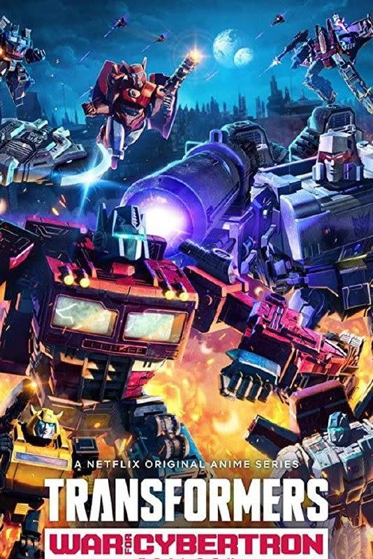 Transformers: War for Cybertron Earthrise (2020) Season 01 480p 720p WebRip Dual Audio (Hindi+English) | Netfix Series