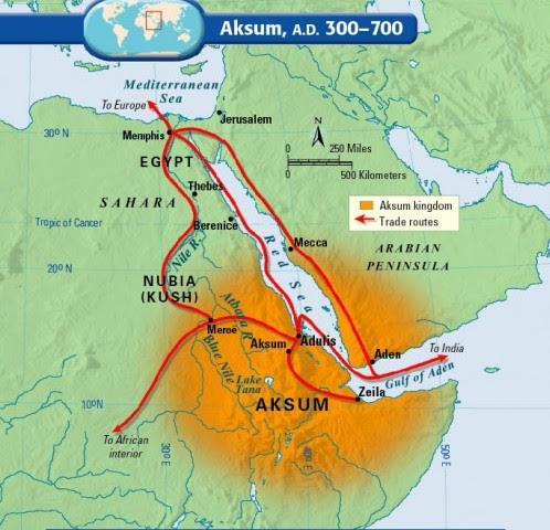 Axum trade