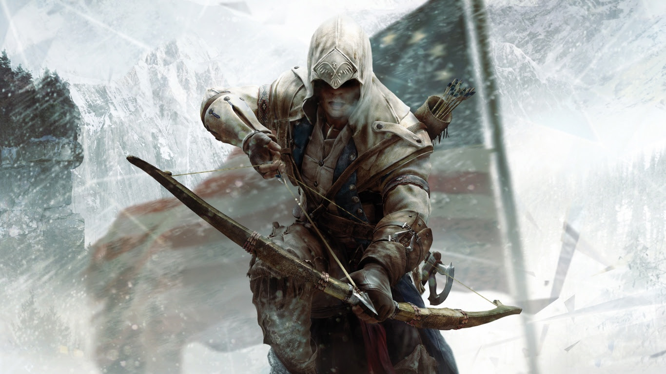 Assassins Creed 3 Wallpaper Hd Wallpapers Pc