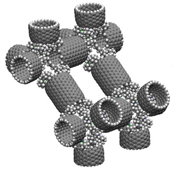 Damian Gregory Allis, Carbon nanotube dative junction assembly