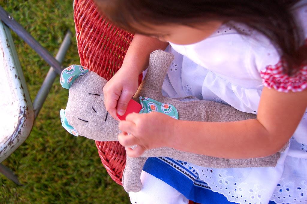 building her bear