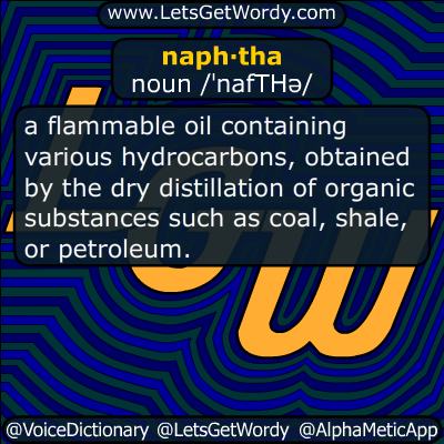 naphtha 12/30/2016 GFX Definition