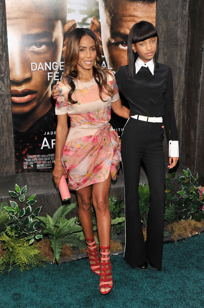 Jada Pinkett Smith - 'After Earth' Premieres in NYC — Part 2