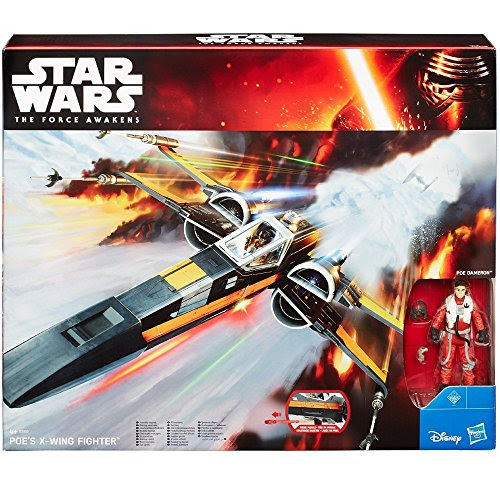 Figura X-Wing Star Wars barato