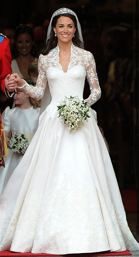 Weddings Ceremony: Celebrity Wedding Dresses to Inspire You