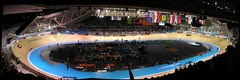 Commonwealth Games velodrome - Melbourne