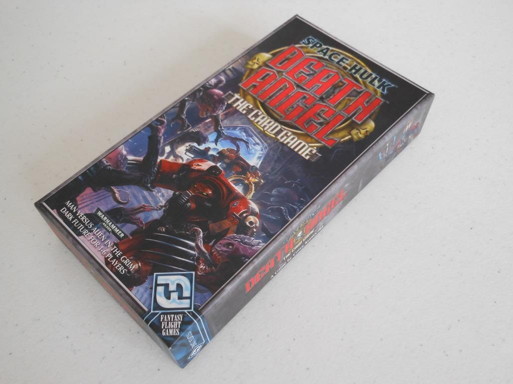 Space Hulk: Death Angel box