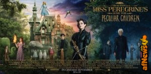 Video: Miss Peregrine di Tim Burton